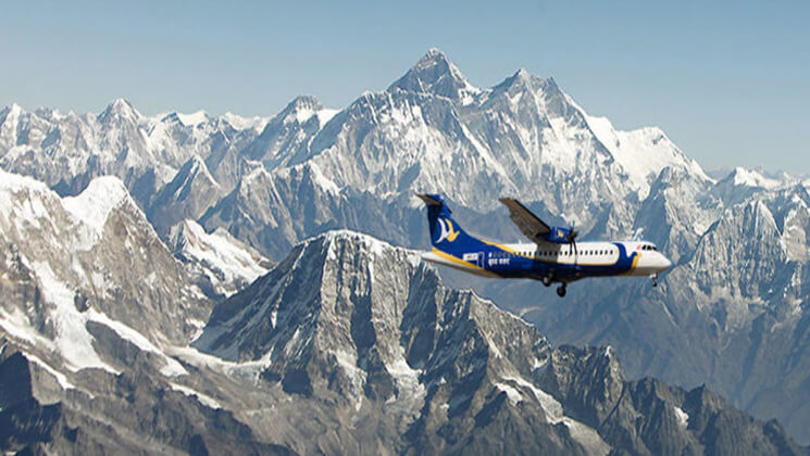 mountain flight tour operator
