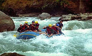 rafting packages
