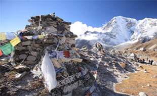 3 pass trekking in everest