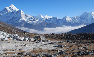 Gokyo valley chola pass and everest base camp trekking