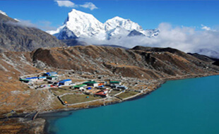 gokyo valley with 5th lake trek package