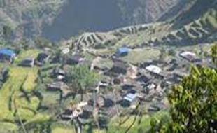 ruby valley trekking in Nepal