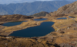 panch pokhari trek package