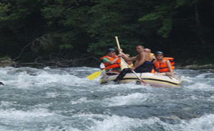 kali gandaki rafting tour package