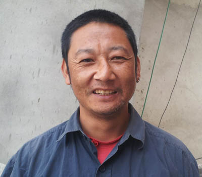 Fur Galzen Sherpa, Famous Mountain Guide sumitted over 8000 m,