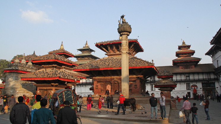 around kathmandu tour package