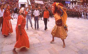 nepal festival tour packages