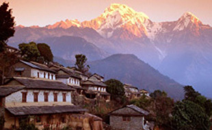 nepal village tour itinerray and cost